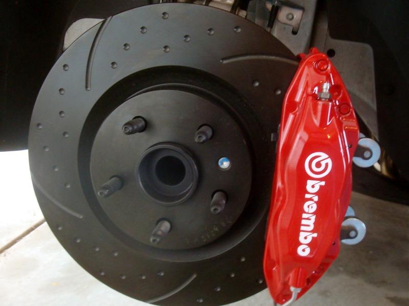 Gen5 Camaro Brake Performance Upgrade Thelsxdr Com