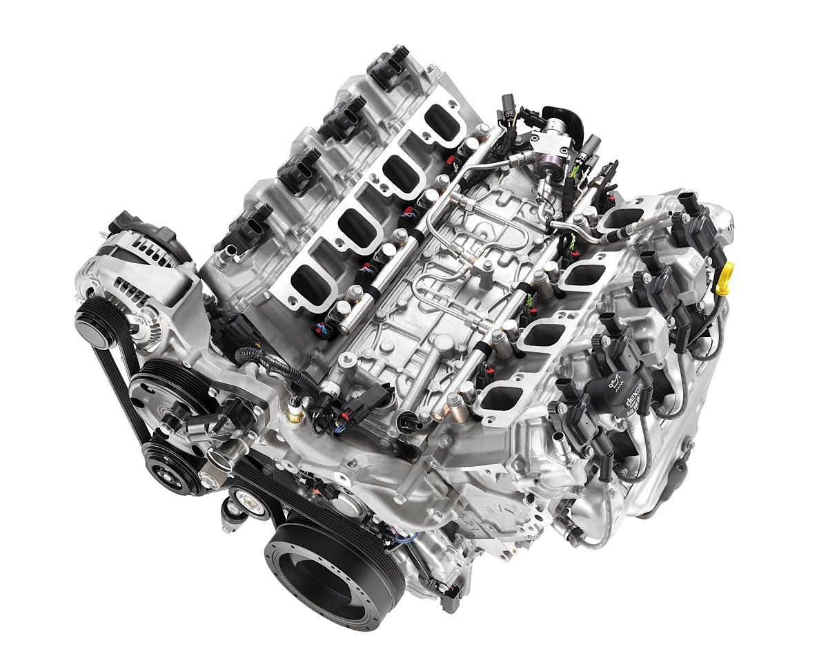 Chevy Reveals GEN5 Small Block - thelsxdr.com
